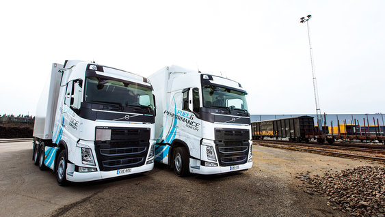 Volvo FH:t