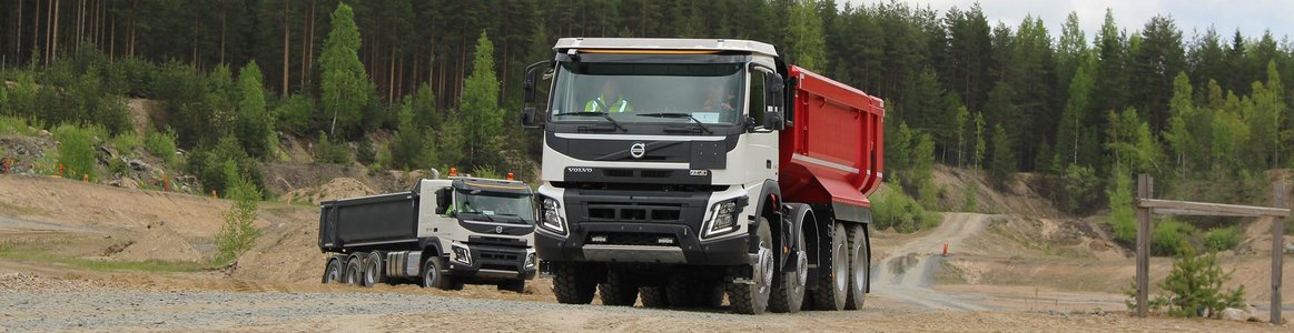 Volvo FMX:t