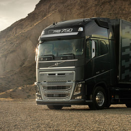 Volvo FH16:n I-Park Cool