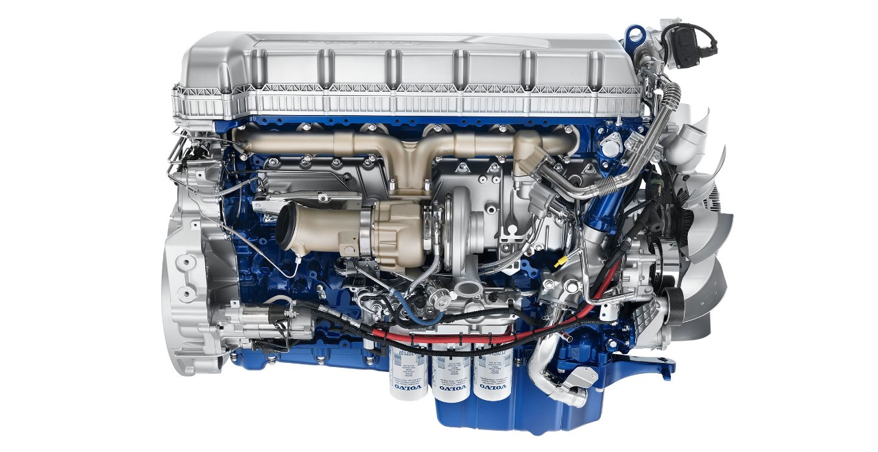 Volvo Trucks -moottori