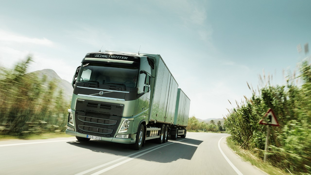 4. sukupolven Volvo FH