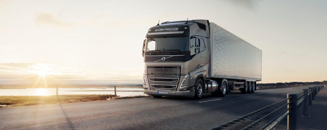 Uusi Volvo FH