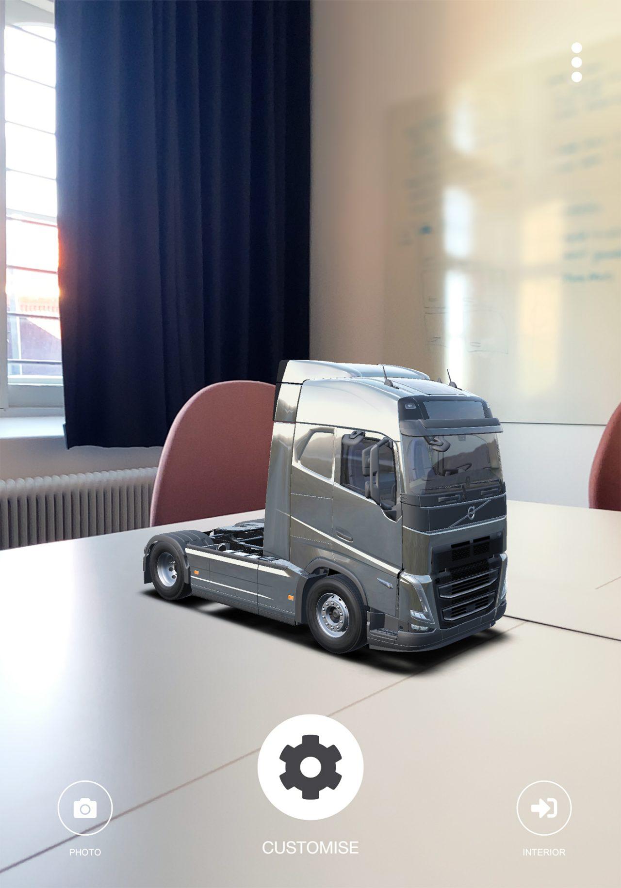 Volvo Truck Builder Volvo FH