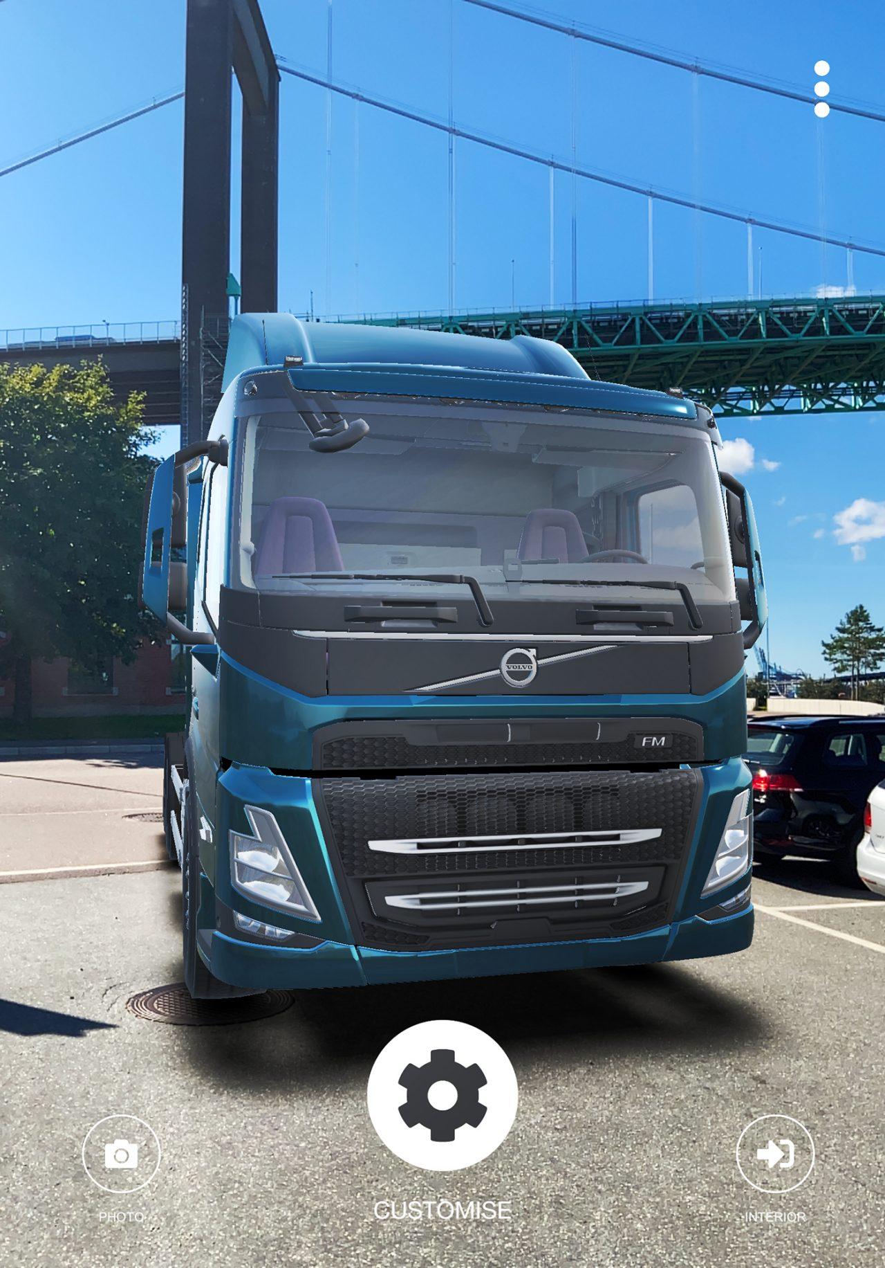 Volvo Truck Builder Volvo FM