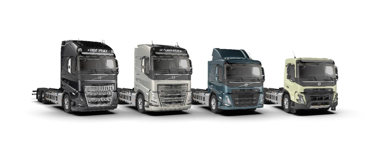 Volvo Truck Builder